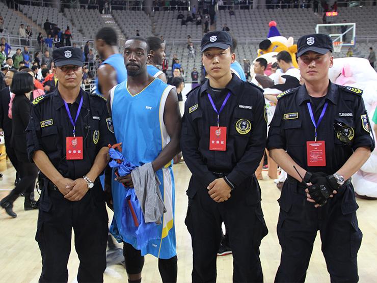 篮球明星对抗赛